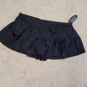 Surfside swim skirt size 1X